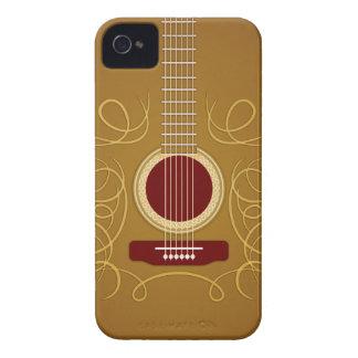 Acoustic Classic Guitar Case-Mate iPhone 4 Case