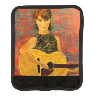 acoustic girl art handle wrap