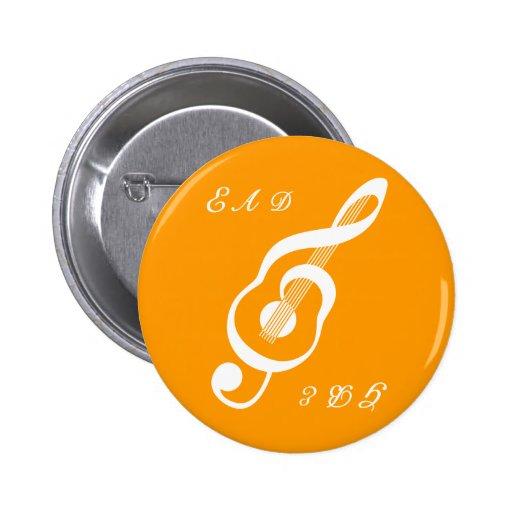 acoustic guitar2B Button