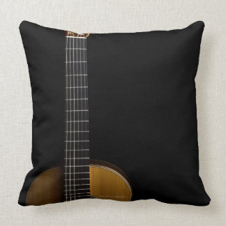 Acoustic Guitar 2 Throw Pillow
