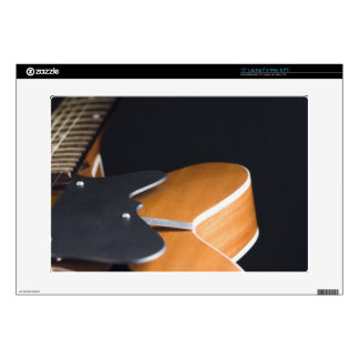 Acoustic Guitar 3 Decal For Laptop
