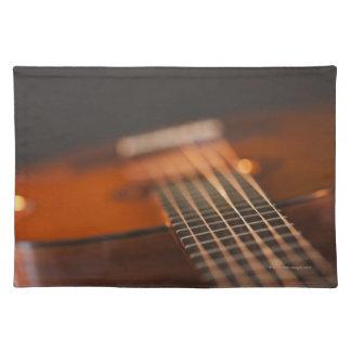 Acoustic Guitar 4 Place Mat
