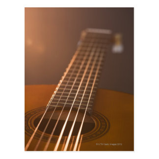 Acoustic Guitar 7 Post Cards