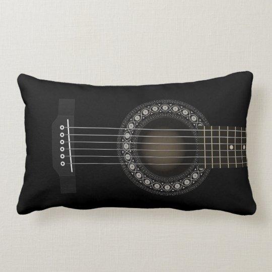Acoustic Guitar American MoJo Lumbar Pillow