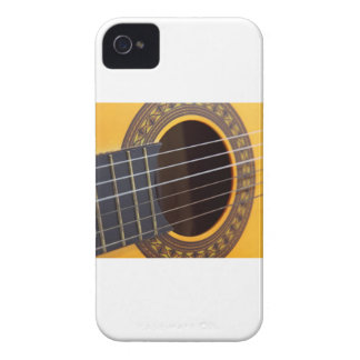 Acoustic Guitar Background iPhone 4 Covers
