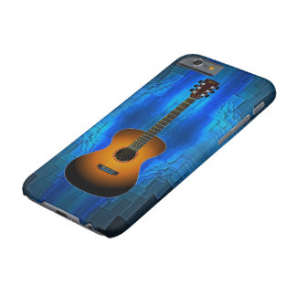 Acoustic Guitar Barely There iPhone 6 Case