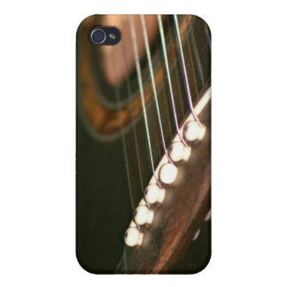 acoustic guitar bridge pins close up jpg iPhone 4 covers