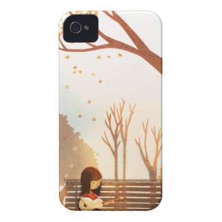 Acoustic Guitar by Nidhi Chanani iPhone 4 Case