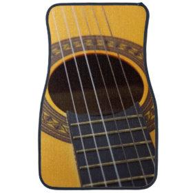 Acoustic Guitar Car Mats Floor Mat