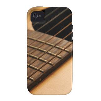Acoustic Guitar iPhone 4 Case