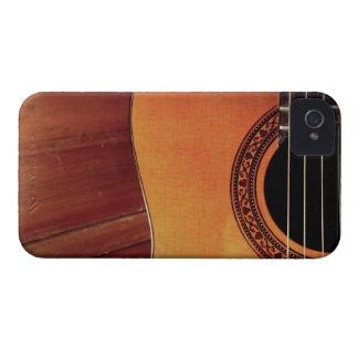 Acoustic Guitar iPhone 4 Case-Mate Case
