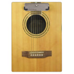 Acoustic Guitar Clipboards