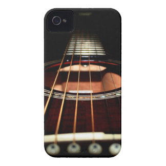 Acoustic Guitar Close-Up Blackberry Bold Case-Mate iPhone 4 Case-Mate Case