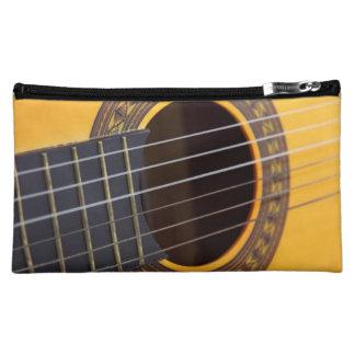 Acoustic Guitar Cosmetic Bag