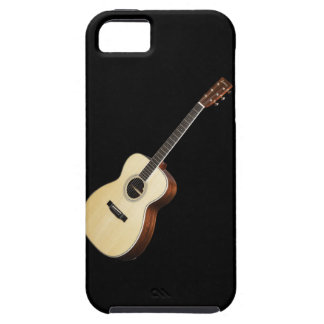 """""""Acoustic Guitar"""" design gifts and products iPhone 5 Cover"""