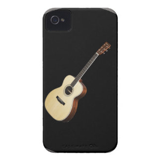 """""""Acoustic Guitar"""" design gifts and products iPhone 4 Covers"""