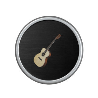 """Acoustic Guitar"""" design gifts and products Speaker"""