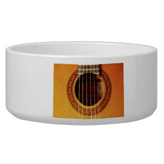 Acoustic Guitar Detail Bowl