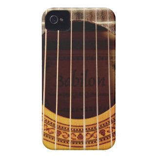 Acoustic Guitar Detail Case-Mate iPhone 4 Cases