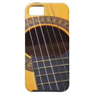 Acoustic Guitar Detail iPhone SE/5/5s Case