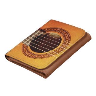 Acoustic Guitar Detail Wallet