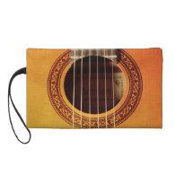 Acoustic Guitar Detail Wristlet