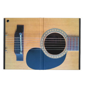 Acoustic Guitar Dreadnought 6 string Cover For iPad Air