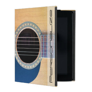 Acoustic Guitar Dreadnought 6 string iPad Case
