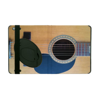 Acoustic Guitar Dreadnought 6 string iPad Folio Case