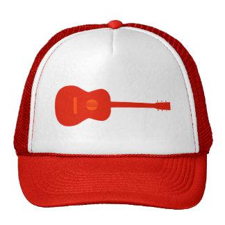 Acoustic Guitar Hat