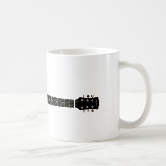Acoustic Guitar horizontal Coffee Mug