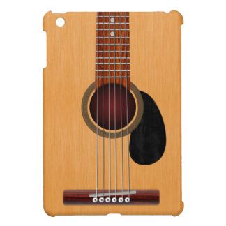 Acoustic Guitar iPad Mini Case