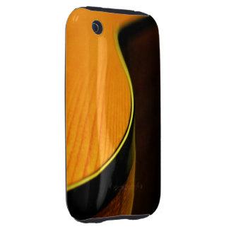 Acoustic Guitar iPhone3 Case Mate Tough