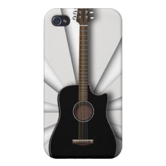 Acoustic Guitar iPhone4 Case Case For iPhone 4