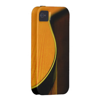 Acoustic Guitar iPhone4 Case Mate Vibe iPhone 4 Case