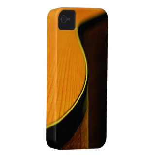 Acoustic Guitar iPhone4 Case Mate