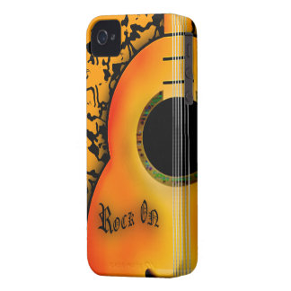 Acoustic Guitar Iphone 4/4S Case-Mate Case