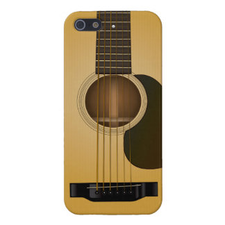 Acoustic Guitar iPhone 5/5S case