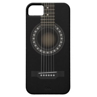 Acoustic Guitar iPhone 5 Cases