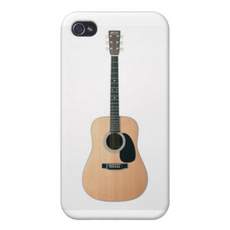 Acoustic Guitar iPhone 4/4S Cover