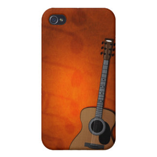 Acoustic Guitar  iPhone 4/4S Case