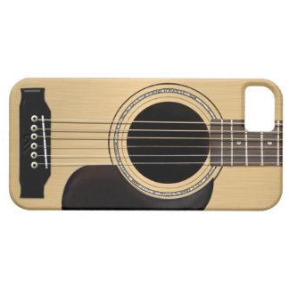 Acoustic Guitar iPhone SE/5/5s Case