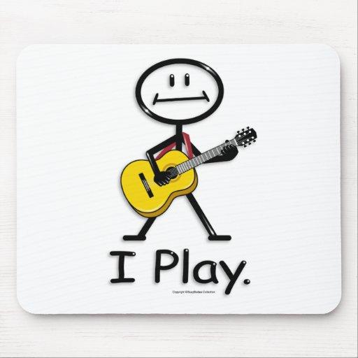 Acoustic Guitar Mouse Mats