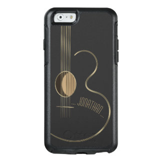 Acoustic Guitar Musician OtterBox iPhone 6/6s Case