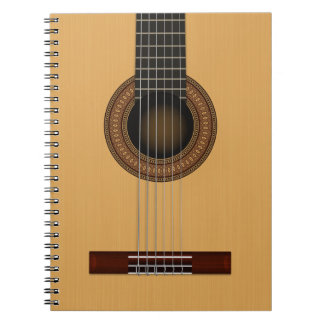 Acoustic Guitar Notebook