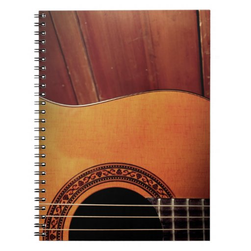 Acoustic Guitar Notebooks