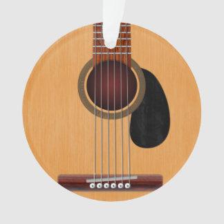 Acoustic Guitar Ornament