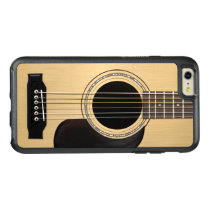 Acoustic Guitar OtterBox iPhone 6/6s Plus Case