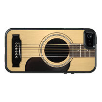 Acoustic Guitar OtterBox iPhone 5/5s/SE Case