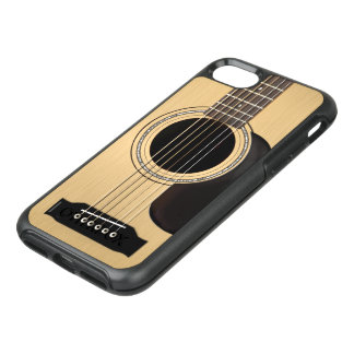 Acoustic Guitar OtterBox Symmetry iPhone 8/7 Case